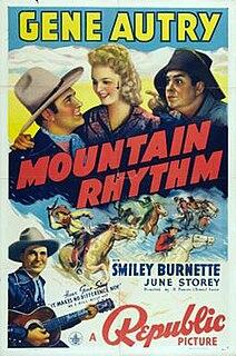 <i>Mountain Rhythm</i> 1939 film by B. Reeves Eason