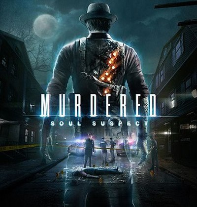 Picture of a game: Murdered: Soul Suspect
