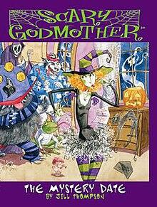 Halloween Spooktacular Movie.Scary Godmother Wikipedia
