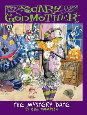 Scary Godmother - The third book in the series.
