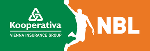 National Basketball League (Czech Republic) - Image: NBL Czech Republic logo