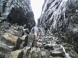 Naneghat - The Naneghat pass
