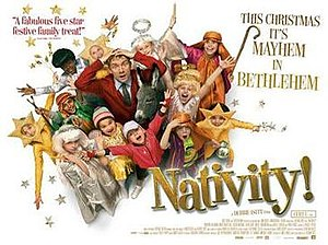 Nativity! (film) - Theatrical release poster