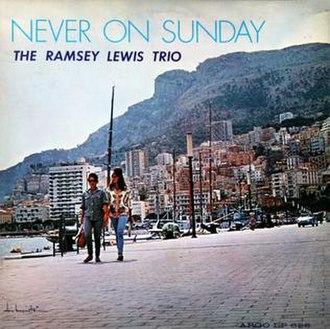 Never on Sunday (album) - Image: Never on Sunday (album)
