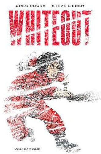 Whiteout (Oni Press) - Image: New whiteout tpb
