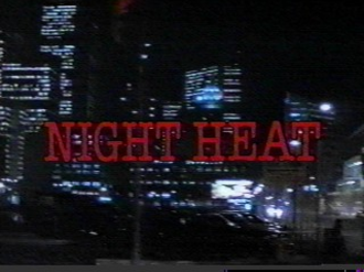 Night Heat - Night Heat title screen