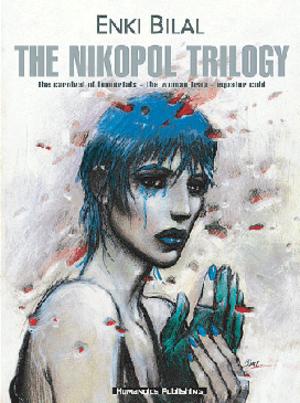 The Nikopol Trilogy - Image: Nikopol trilogy cover