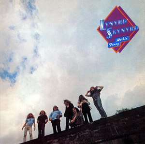 Nuthin' Fancy - Image: Nuthin' Fancy (Lynyrd Skynyrd album cover art)