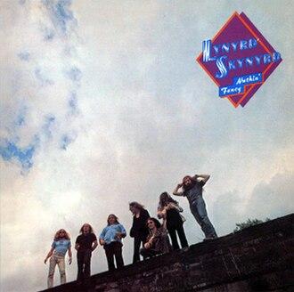 Nuthin' Fancy - Image: Nuthin' Fancy (Lynyrd Skynyrd album cover art)