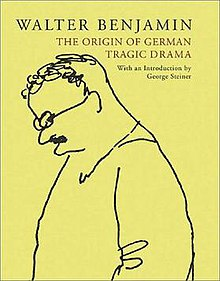 Cover of The Origin of German Tragic Drama