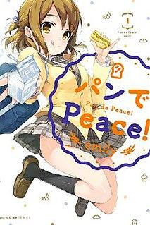 <i>Pan de Peace!</i>