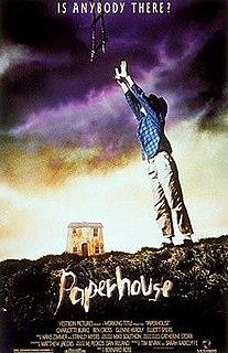 <i>Paperhouse</i> (film) 1988 film by Bernard Rose