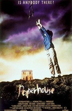 Paperhouse (film) - Film poster