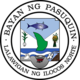 Official seal of Pasuquin