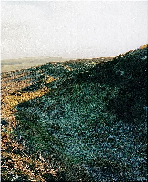 Welsh hillfort