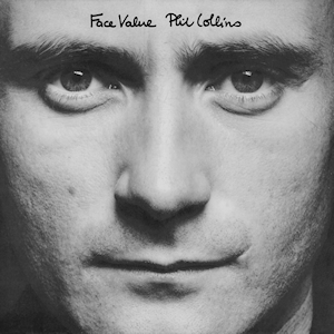 Face Value (album) - Image: Phil Collins Face Value