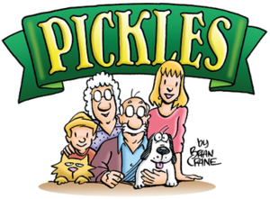 Pickles (comic strip) - The main cast of Pickles