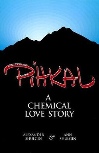 PiHKAL - Cover of PIHKAL, 1st ed.