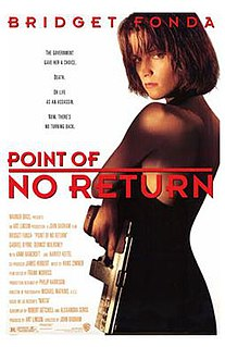 <i>Point of No Return</i> (1993 film) 1993 American action film directed by John Badham