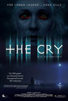 Poster of the movie The Cry.jpg