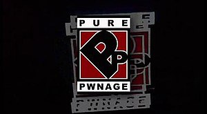 Pure Pwnage - Pure Pwnage title screen