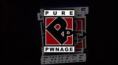 Picture of a TV show: Pure Pwnage