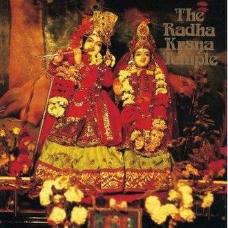 The Radha Krsna Temple (album) - Image: Radha Krsna Temple cover