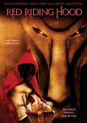 Red Riding Hood (2003 film) - DVD cover