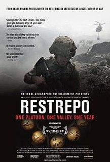 <i>Restrepo</i> (film) 2010 documentary film