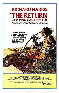 <i>The Return of a Man Called Horse</i> 1976 film by Irvin Kershner