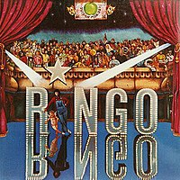 """Ringo"" cover"