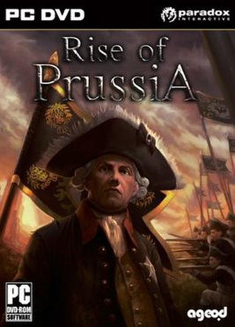 Rise of Prussia - Box art