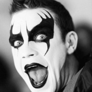 Let Me Entertain You (Robbie Williams song) - Image: Robbie Williams Let Me Entertain You