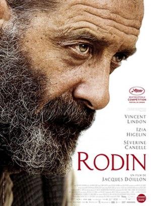 Rodin (film) - Film poster
