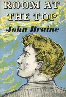 <i>Room at the Top</i> (novel) book
