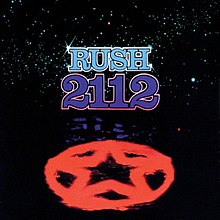 Image result for rush 2112 album