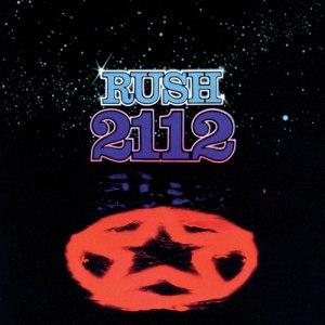 2112 (album) - Image: Rush 2112