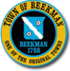Official seal of Beekman, New York