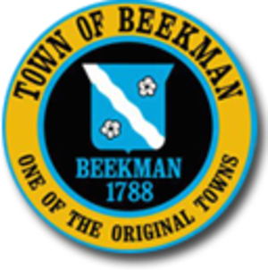 Beekman, New York - Image: Seal of the Town of Beekman