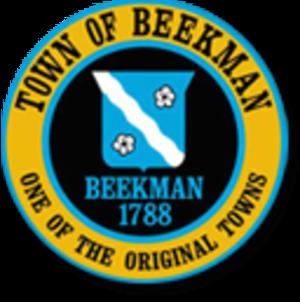 Beekman, New York - Image: Seal of the Town of Beekman