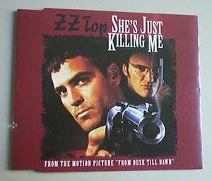 She's Just Killing Me - Image: She's just killing me single