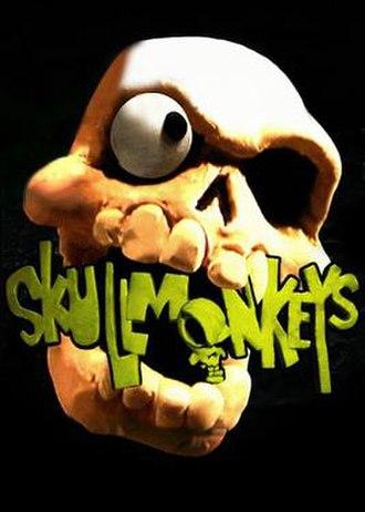 Skullmonkeys - Image: Skullmonkeys Box