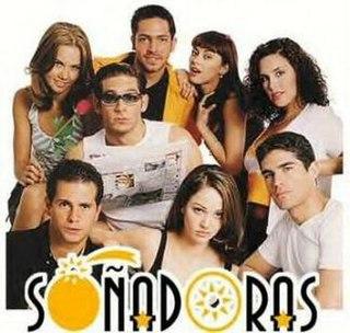 <i>Soñadoras</i> telenovela