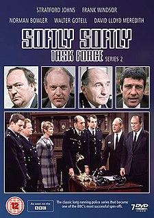 <i>Softly, Softly: Taskforce</i> British police procedural television series