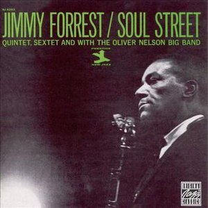 Soul Street (album) - Image: Soul Street (album)