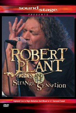 Soundstage: Robert Plant and the Strange Sensation - Image: Soundstage Robert Plantandthe Strange Sensation