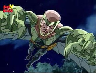 Vulture (Marvel Comics) - Vulture in the Spider-Man animated series.