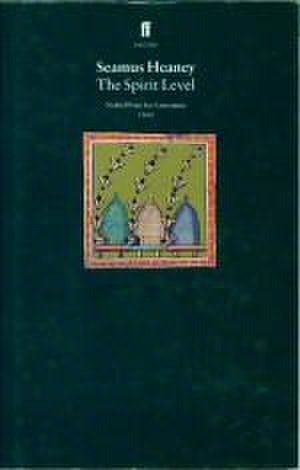 The Spirit Level (poetry collection) - First edition (publ. Faber)