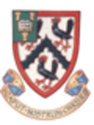 St. Thomas More College - The shield of St. Thomas More College