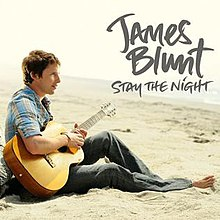 Stay the Night (James Blunt song - cover art).JPG